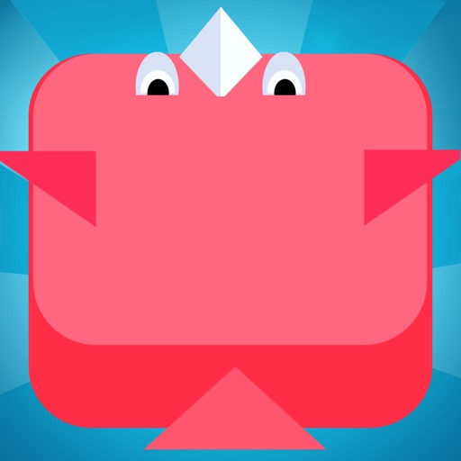 Bird Fly - tap screen through obstacle