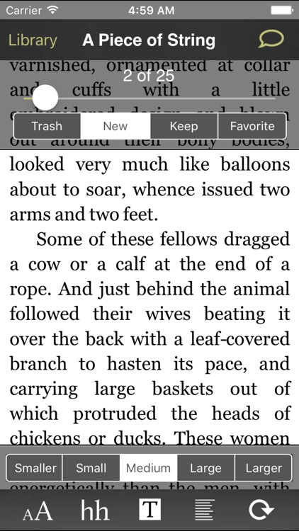 Short Stories eReader