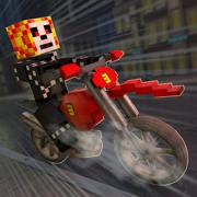 天天 暴力 驾驶 摩托 飞车 - 疯狂 城市 赛车 盒子 世界