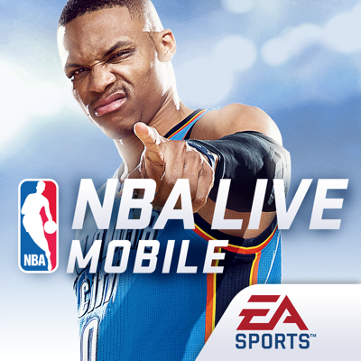 NBA LIVE Mobile Basketball app