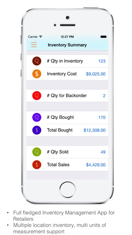 Inventory Tracker Pro For Small Business