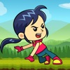 The Fast Little Girls: Run and Jump Game -Free