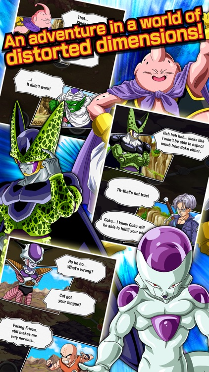 DRAGON BALL Z DOKKAN BATTLE screenshot-3