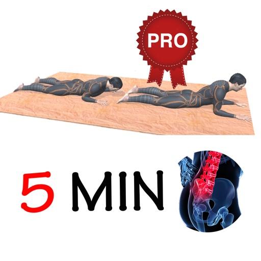Lower Back Challenge Workout PRO
