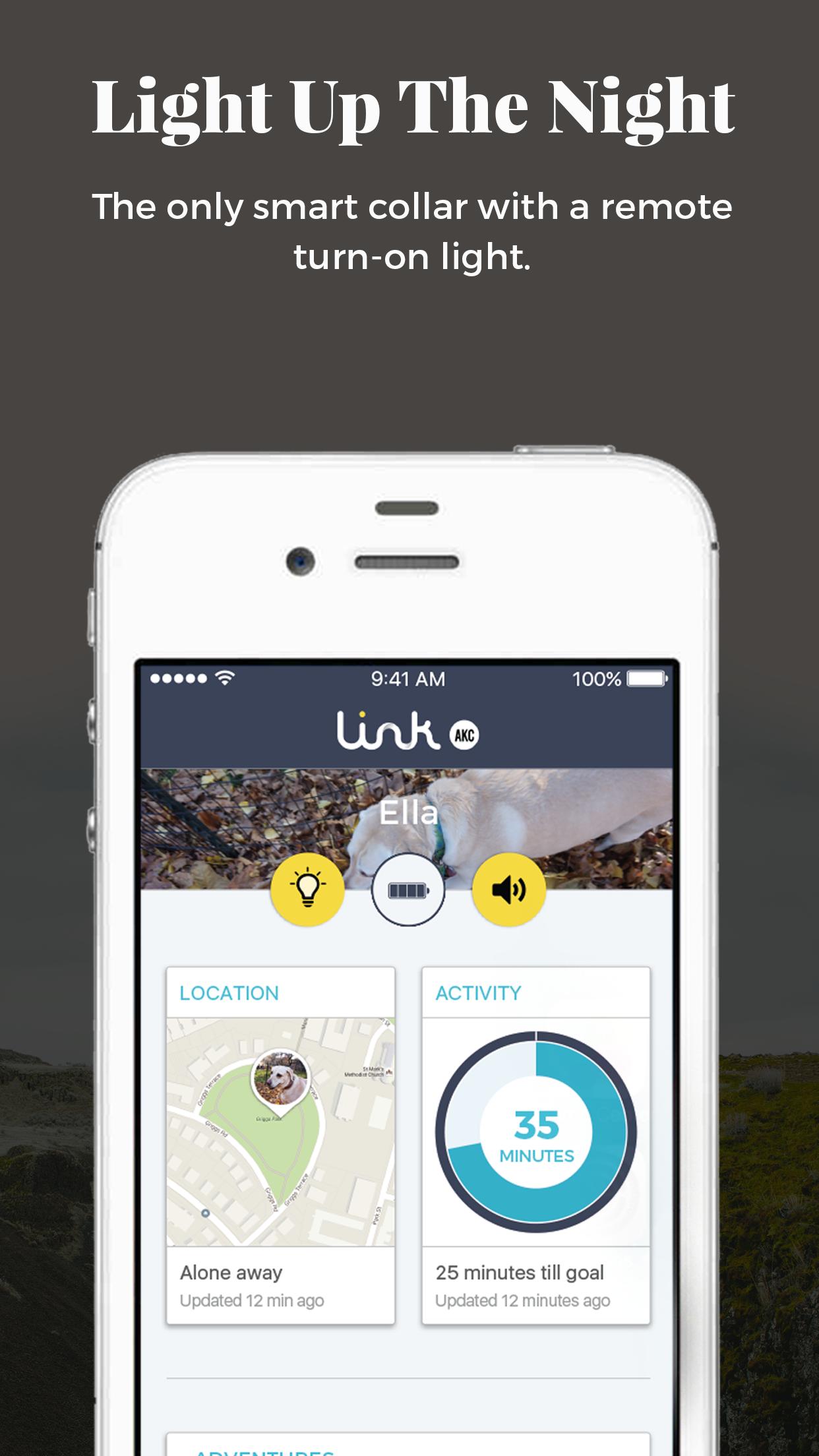 LINK AKC Screenshot