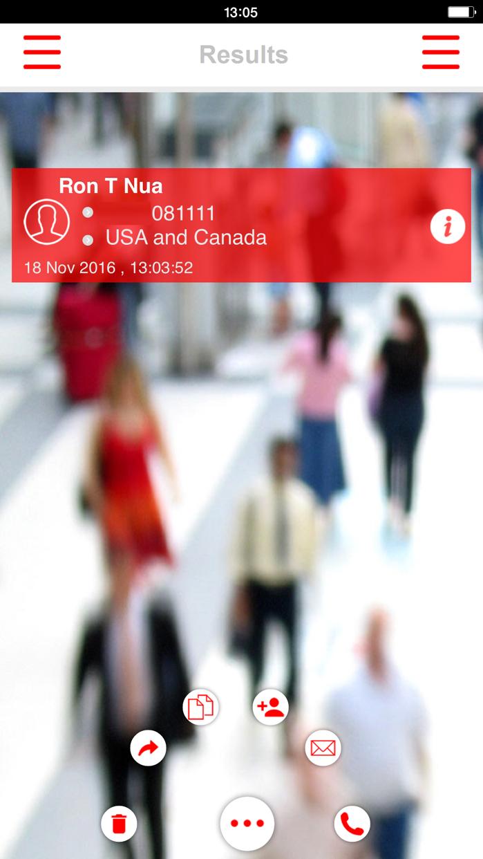 RealCaller -Caller id - Lookup Screenshot