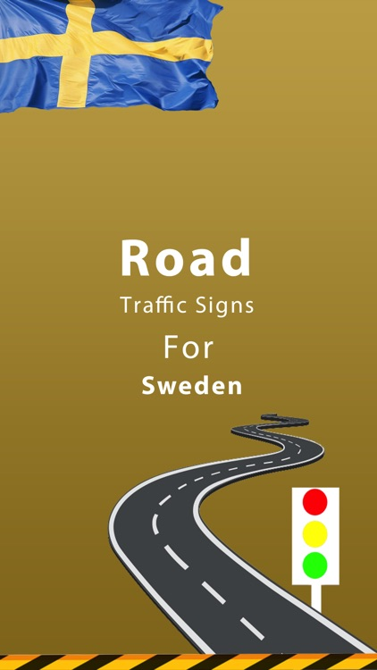 Sweden Road Traffic Signs