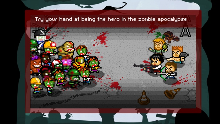 Zombie Tower Defence Castle Creeps TD Madness War screenshot-4