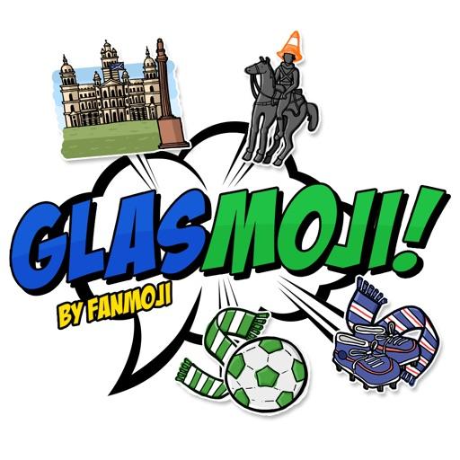 Glasmoji - Glasgow emoji-stickers by Fanmoji Ltd