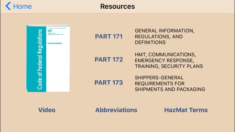 Hazmat Training General Awareness/Familiarization screenshot-4