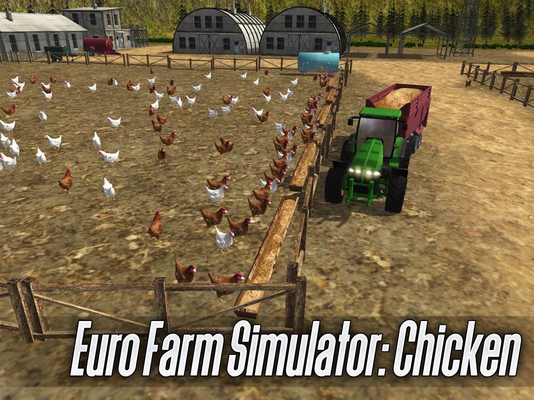 Euro Farm Simulator: Chicken - Online Game Hack and Cheat | Gehack com