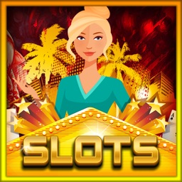 Classic Vegas Triple Diamond Slot Machine