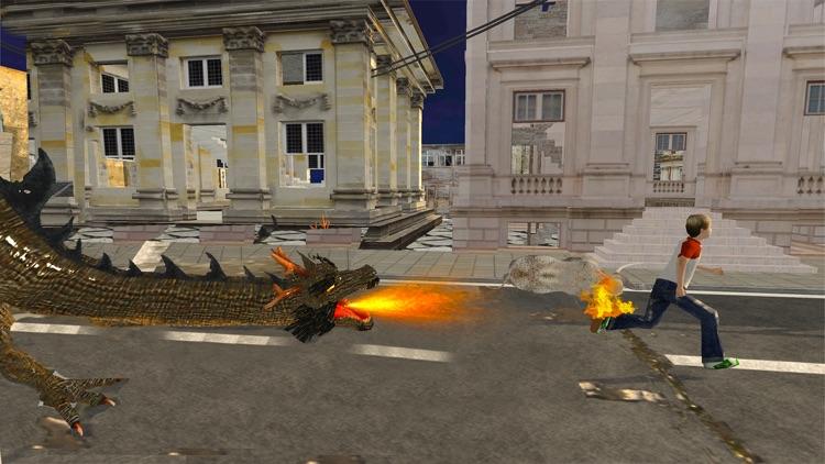 Angry Dragon Simulator Pro:  Dragon Games 2017 screenshot-4