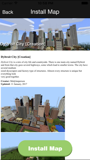 FREE Mansion & City Maps For Minecraft PE MCPE on the App Store