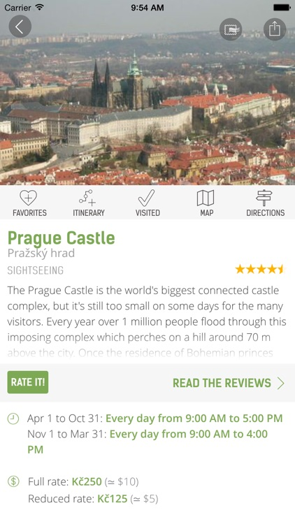 Prague Travel Guide (with Offline Maps) - mTrip screenshot-4