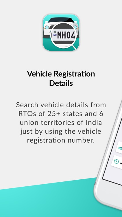 Car Info Vehicle Registration Details (RTO India) screenshot-0