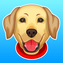 LabraMoji - Stickers & Keyboard For Labradors