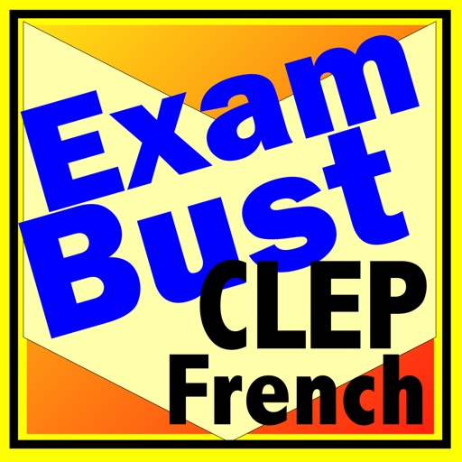 CLEP French Prep Flashcards Exambusters