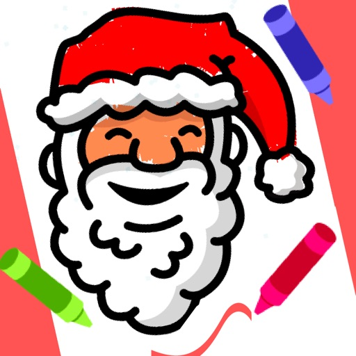 Color Christmas: Coloring Book