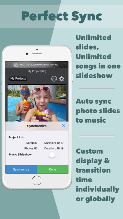 Photo Slideshow Director - Top Music Video Editor