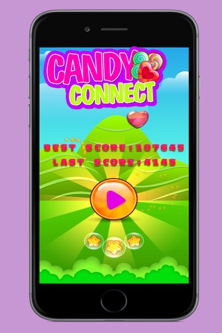 Candy Link Connect - náhled