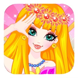 Mermaid Princess Party - Makeover Salon Games