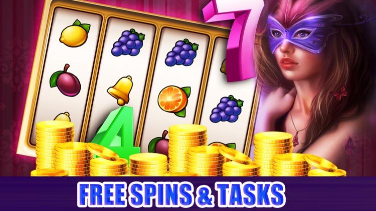 Slots - 3x4x5x Diamonds screenshot-3