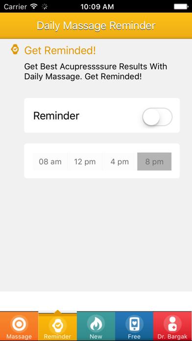 Allergy Acupressure Self-Treatment Massage Points! screenshot four