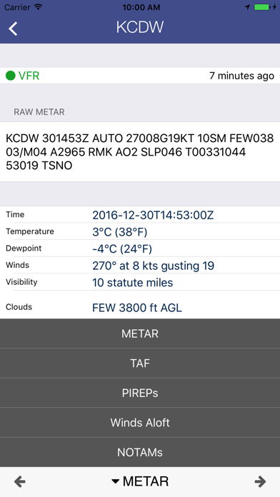 AirWX Aviation Weatherのおすすめ画像5