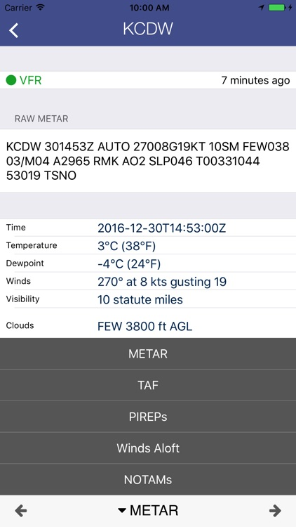 AirWX Aviation Weather screenshot-4
