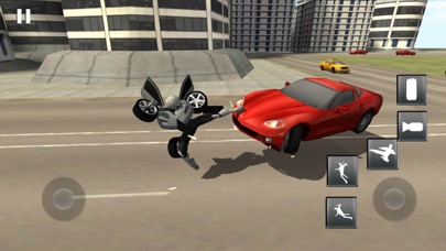 Robot Car Extreme Epic Multiplayer Simulator Game