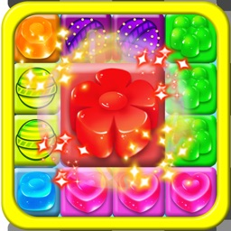 Block candy puzzle - Jewel legend