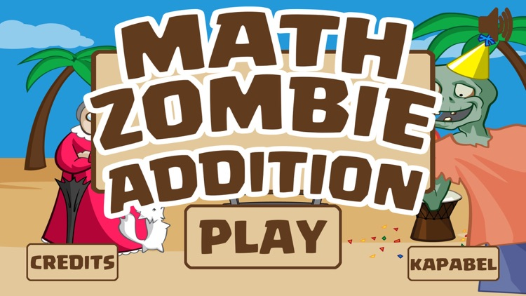 Math Zombie - Addition