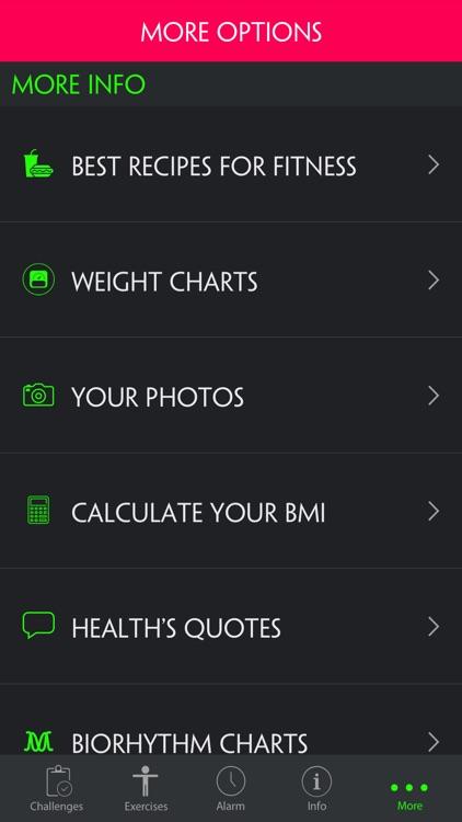 3 Day High Intensity Training Split ~ Muscle Pro screenshot-4
