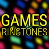 游戏铃声. 免费复古通知,提醒,短信和闹钟声音。设置您的自定义铃声为iphone和享受最好的应用程序