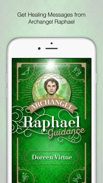 Archangel Raphael Guidance - Doreen Virtue screenshot-0