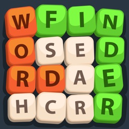 Word Finder - Seek and Find Crossword Puzzles