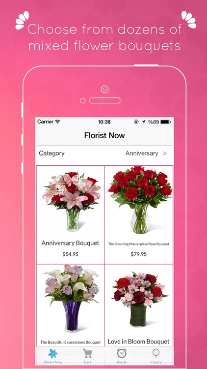 Florist Now -Send Flowers Anywhere, Local Florists