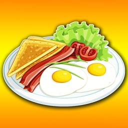 Breakfast and Brunch Food Sticker Pack
