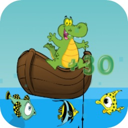 Crocodile Fishing - angling coastal spots