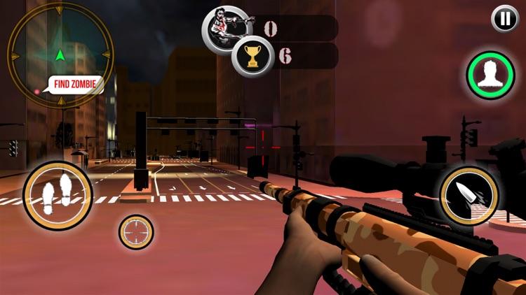 Zombie Sniper 3D - Last Man Standing