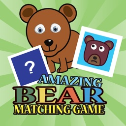 Bear We Bare Matching Game For Kids And Adults