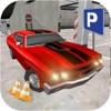 多层停车场的SIM软件模拟器