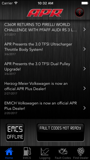 APR Mobile on the App Store