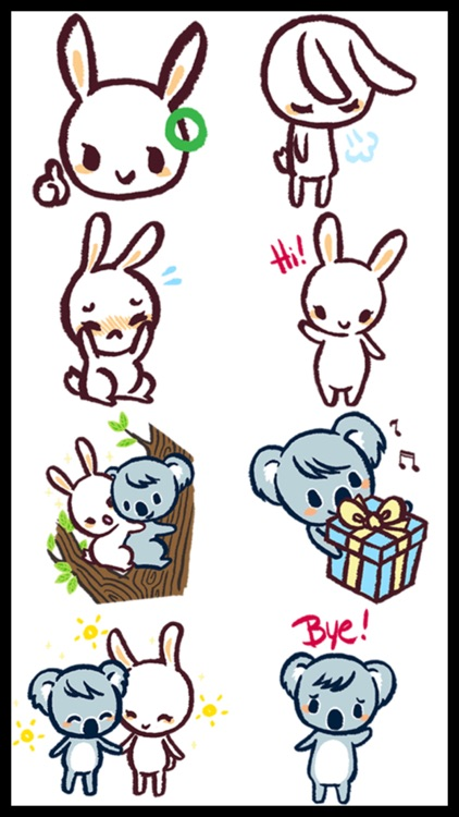 About Love 3 Stickers