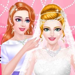 Bride Dressup Girl - Barbi Fashion Show Dressup