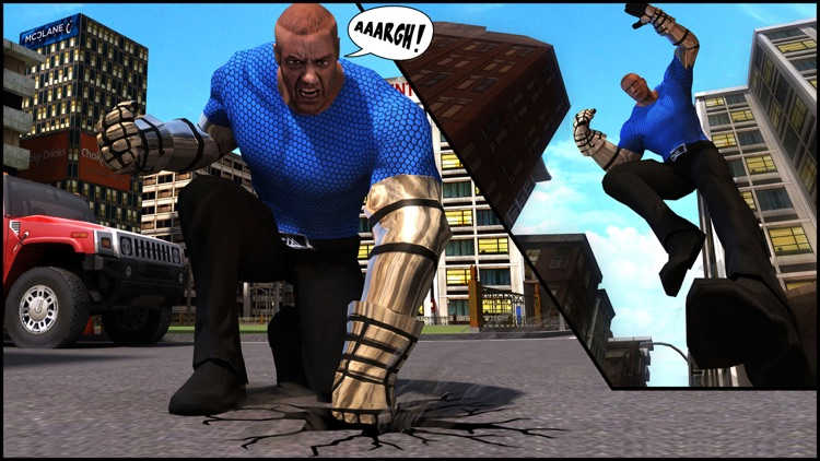 HERO Vs Mafia: Ultimate Battle