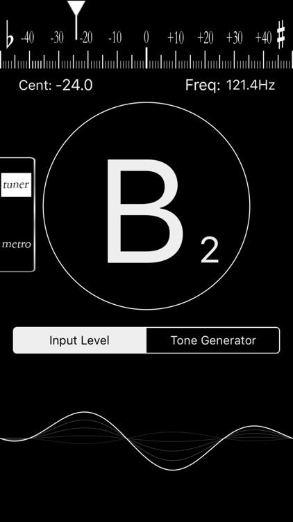 Tuner And Metronome screenshot-3