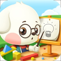 哆哆全脑思维-2-8岁脑力思维开发训练游戏