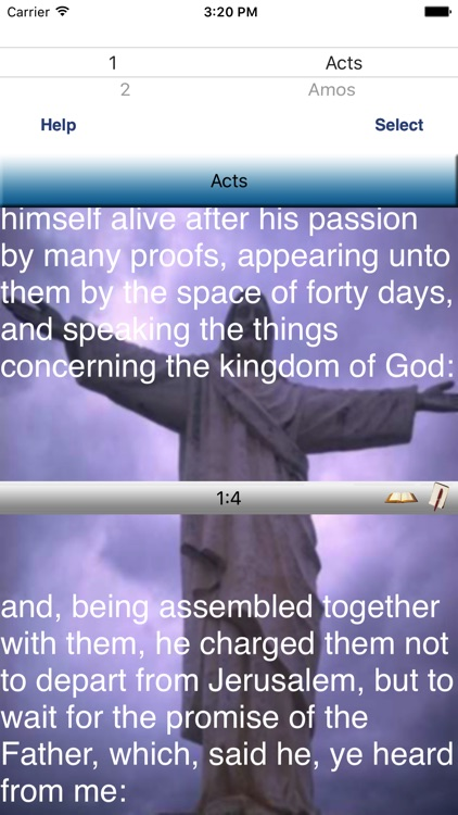 American Standard Talking Bible Study screenshot-0
